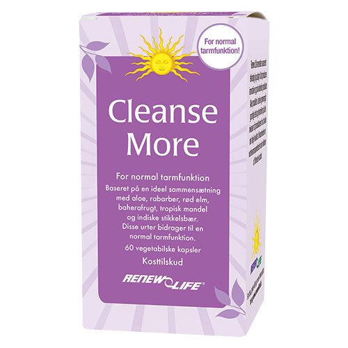 Image of Cleanse More - 60 kaps.