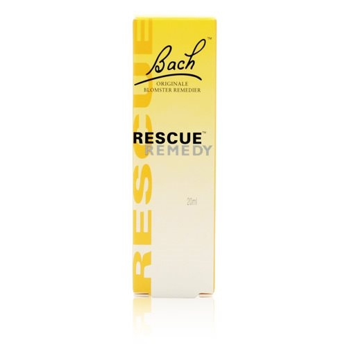 Image of Bach Rescue Remedy dråber - 20 ml.