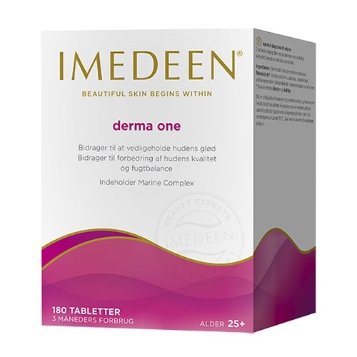 Image of Imedeen Derma One - 180 tabs.