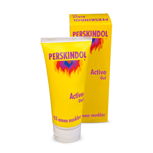Image of Perskindol Active Gel - 100 ml.