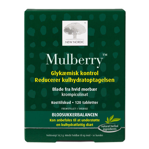 Image of Mulberry - 120 tabs.