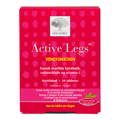 Image of Active Legs - 30 tabs.