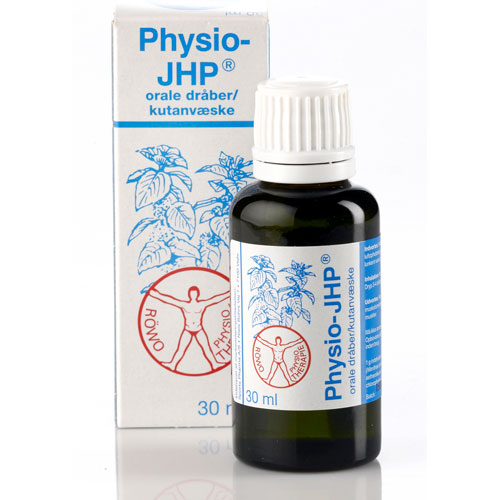 Image of JHP olie - 30 ml.