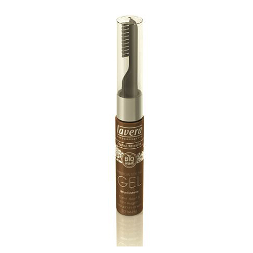 Image of Trend Eyebrow Style and Care Gel Hazel Brown