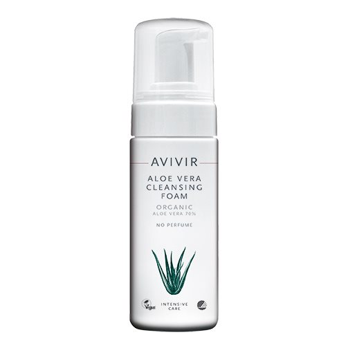 Image of Avivir Aloe Vera Cleansing foam - 150 ml.