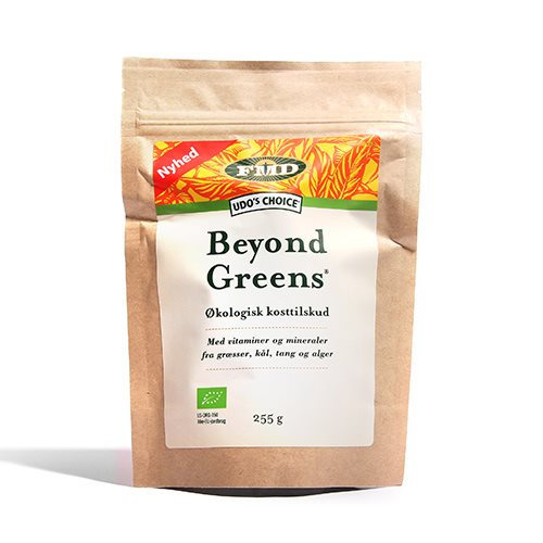 Image of Udo's Choice Beyon Greens - 255 gr.