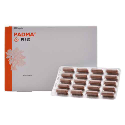Image of Padma Plus - 400 tabs.