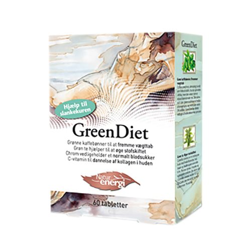 Image of Green Diet - 60 tabs.