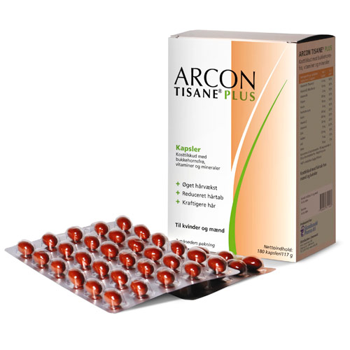 Image of Arcon Tisane Plus - 180 kaps.