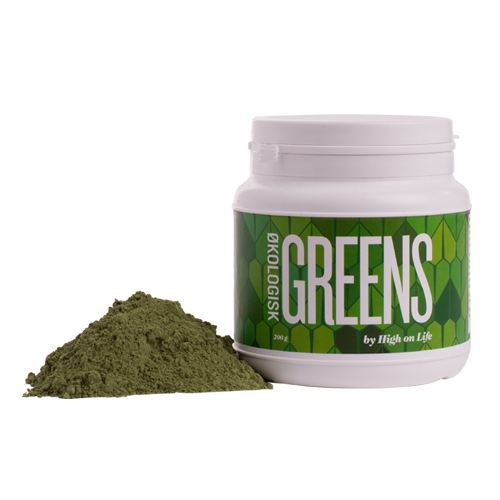 Image of Greens by High on Life øko. - 200 gr.