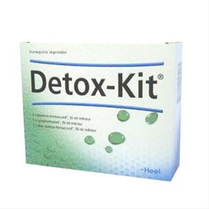 Image of Detox-kit - 3x30 ml.