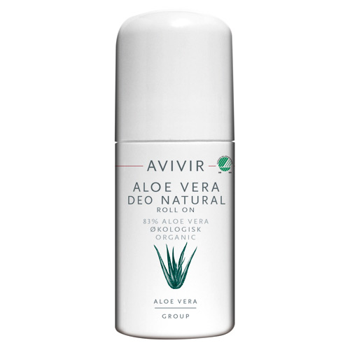 Image of Avivir Aloe Vera Deo Neutral - 50 ml.