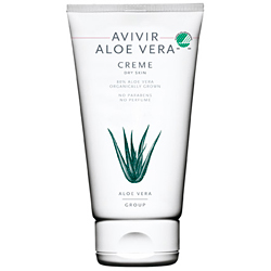 Image of Avivir Aloe Vera creme 80% - 150 ml.