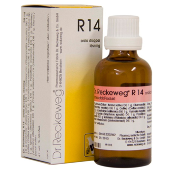 Image of Dr. Reckeweg R 14 - 50 ml.