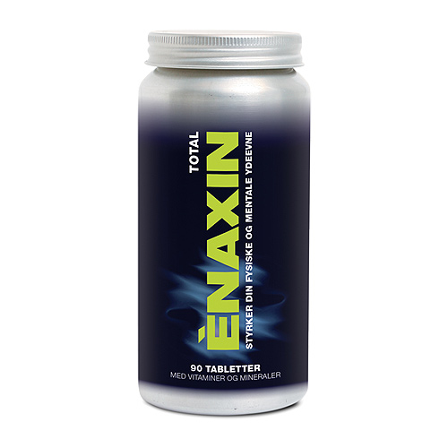 Image of Enaxin Total m. vitamin/mineral - 90 tabs.