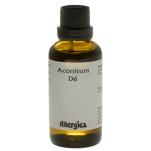 Image of Aconitum D6 - 50 ml.
