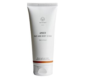 Image of Amber Face & Body Scrub - 200 ml.