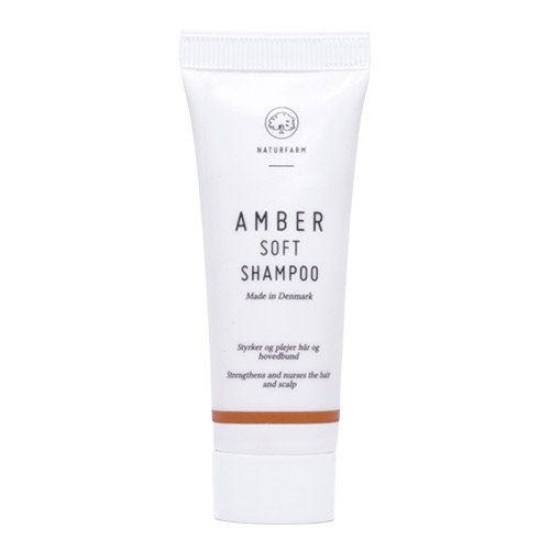 Image of Amber Soft Shampoo - 25 ml.