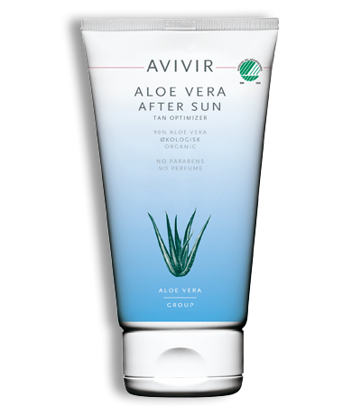 Image of Avivir Aloe Vera After Sun - 150 ml.