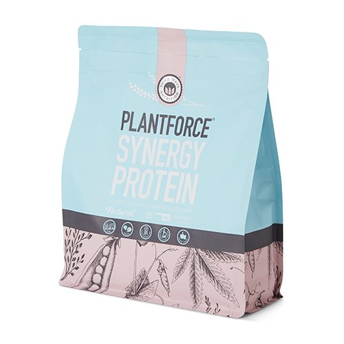 Image of Plantforce Synergy protein Natural - 800 gr.