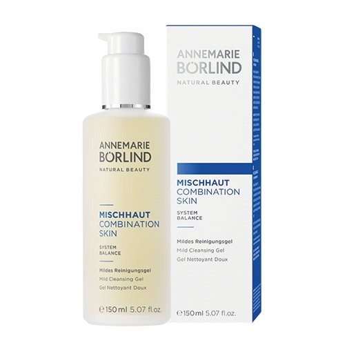 Image of Combination Skin Cleansing Gel - 150 ml.