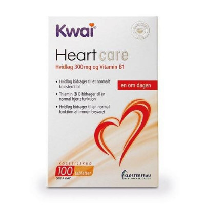 Bonusgave - Kwai Heart Care