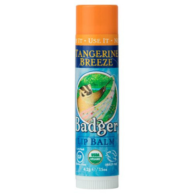 Badger Lip Balm Tangerine Breeze (4 g.)