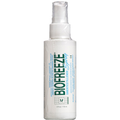 Biofreeze spray 118 ml.