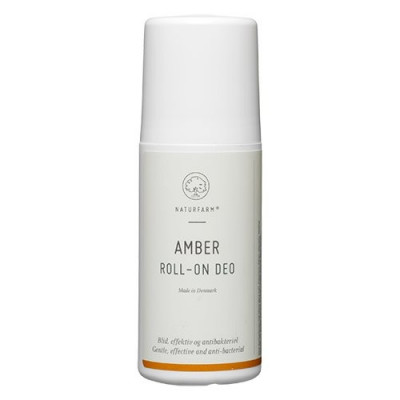 Amber roll-on deo - 60 ml.