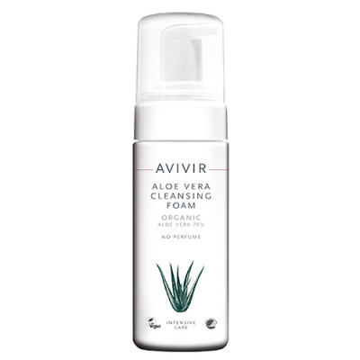 AVIVIR Aloe Vera Cleansing foam (150 ml)