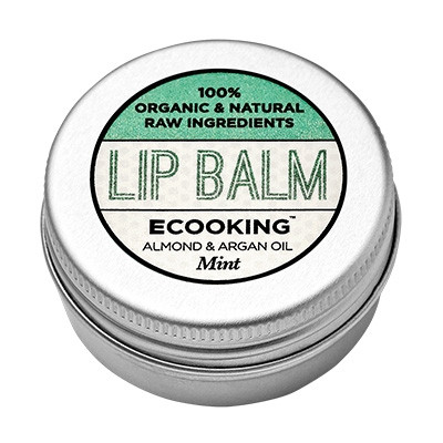 Ecooking Lip Balm Mint (15 ml)