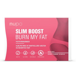 Nupo Slim Boost Burn My Fat (30 kap)