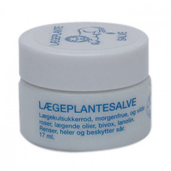 Lægeplantesalve 17 ml.