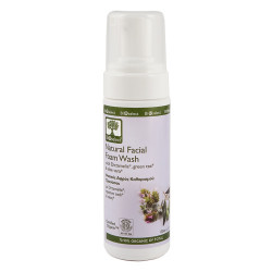 Bioselect Natural Facial Foam Wash (150 ml)