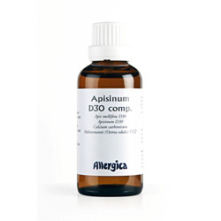 Apisnum D30 Composita 50 ml.