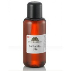 E-vitaminolie Ø 100 ml.