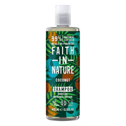 Faith in Nature Shampoo Kokos (400 ml)