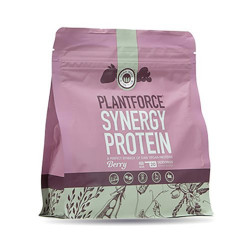 Plantforce Synergy Protein Bær (800 g)
