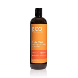 ECO. Body Wash Tangerine, Muskatnød & Ylang (500 ml)