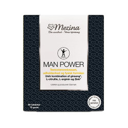 Mezina Man Power (90 tab)
