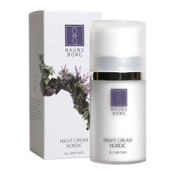 Night cream Raunsborg Nordic - 50 ml.