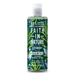 Faith in Nature Shampoo Rosmarin - 400 ml
