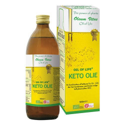 Oil Of Life Keto Olie (500 ml)