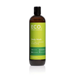 ECO. Body Wash Salvie, Cedertræ & Ylang ylang (500 ml)