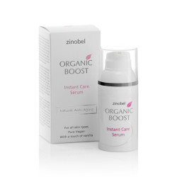 Organic Boost Instant Care Serum (30 ml)