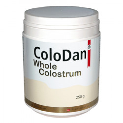 Colostrum Pulver, Colodan Whole (250 gr)