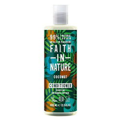 Faith in Nature Balsam Kokos - 400 ml.