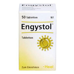 Engystol (250 tabletter)