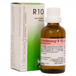Dr. Reckeweg R 10, 50 ml.
