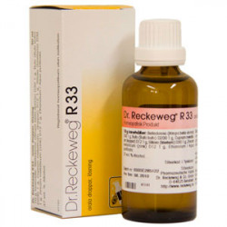 Dr. Reckeweg R 33, 50 ml.